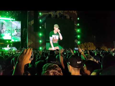 Eminem Lollapalooza Argentina - Like Toy Soldiers