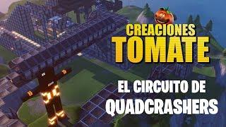 La Carrera de Quadcrashers - Creaciones Tomate - Episodio 2