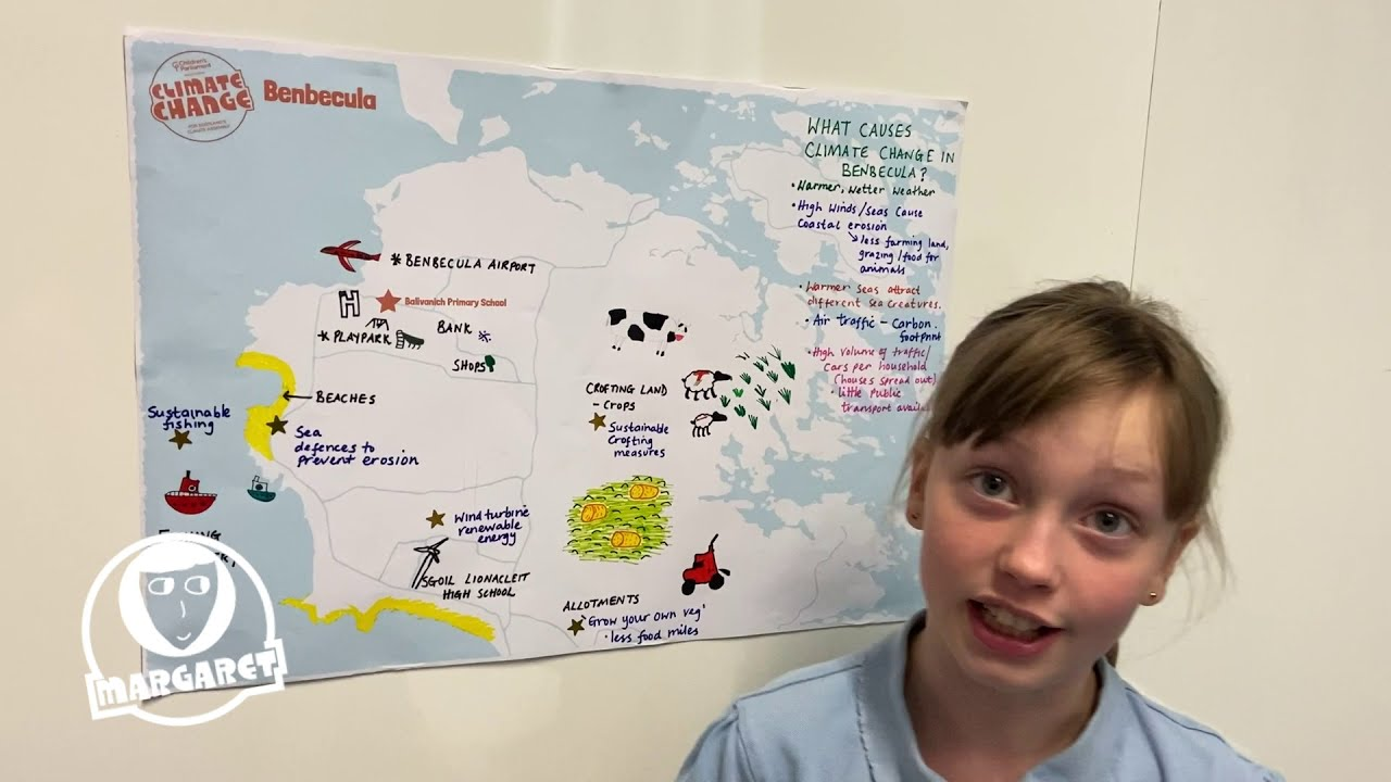 Day 284: Children's Parliament on Climate Change
