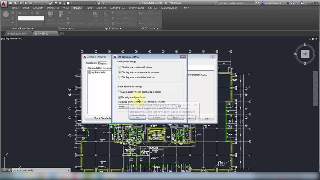 AutoCAD CAD Standards - YouTube