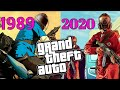 - Evolution of Grand Theft Auto  GTA  1989 - 2020
