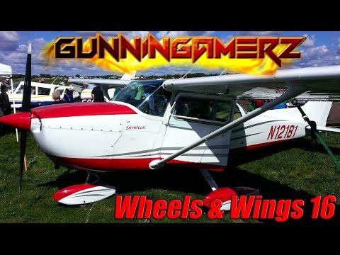 Wheels & Wings 2016 - Osceola, Wisconsin