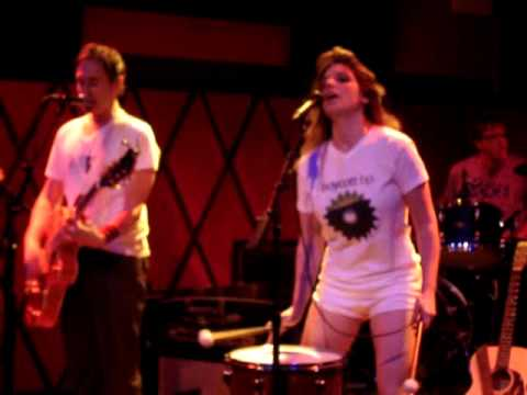 SuperConductor Live Beautiful Small Machines Bree Sharp & Don Dilego New York 083010