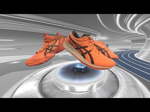 ASICS   THREE MOST ADVANCED SHOES YET ANNOUNCED IN VIRTUAL INNOVATION LAB