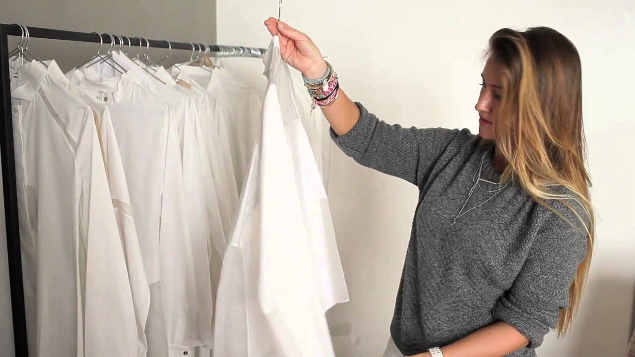 a7bc940a858a0 Beyaz gömlek klasik ve modern tarzda nasıl kombinlenebilir? - YouTube
