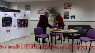 L'Accueil de Jour « Les Genêts » Avallon (89)
