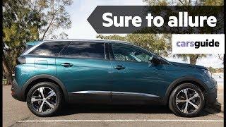 Peugeot 5008 Allure 2018 review