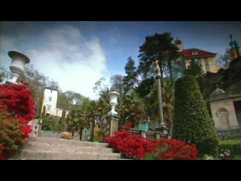 Portmeirion. The prisoner, A small village that gave birth to a cult series.. HQ