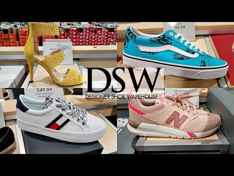 DSW DESIGNER SHOE WAREHOUSE - SHOP WITH ME 2019