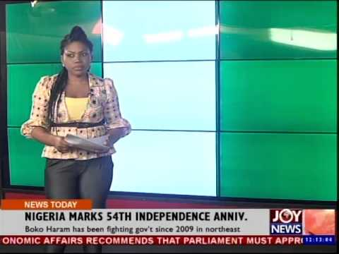 Federal Republic of Nigeria - Joy News Today (1-10-14)