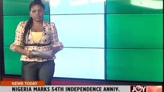 Federal Republic of Nigeria - Joy News Today (1-10-14)