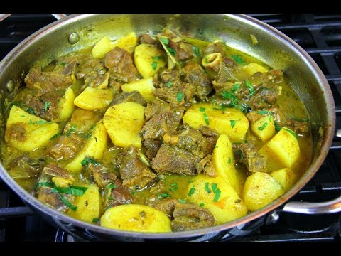 WARNING Best Jamaican Curry Goat #TastyTuesdays | CaribbeanPot.com