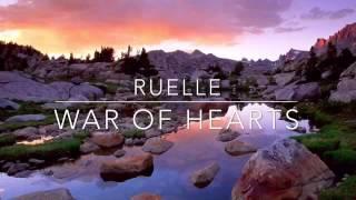 Ruelle War of Hearts Lyrics