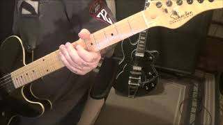 Baixar Revolution Saints - Way To The Sun - CVT Guitar Lesson by Mike Gross