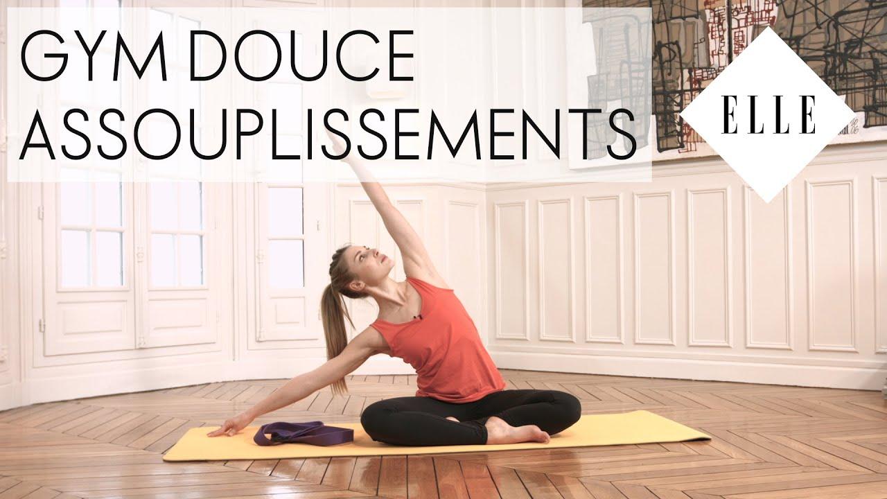 Gym Douce - Les meilleurs exercices d'assouplissement ...