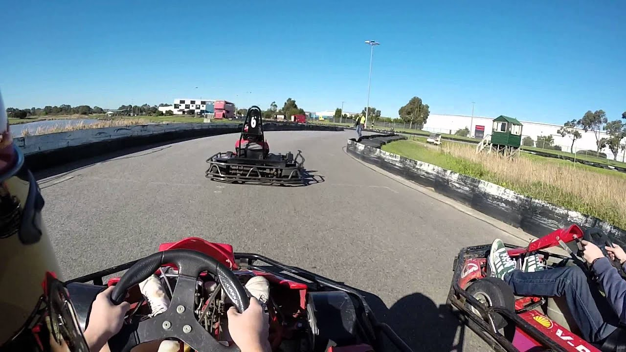 le mans go karts dandenong south session 1 lakeside track part 1 youtube. Black Bedroom Furniture Sets. Home Design Ideas