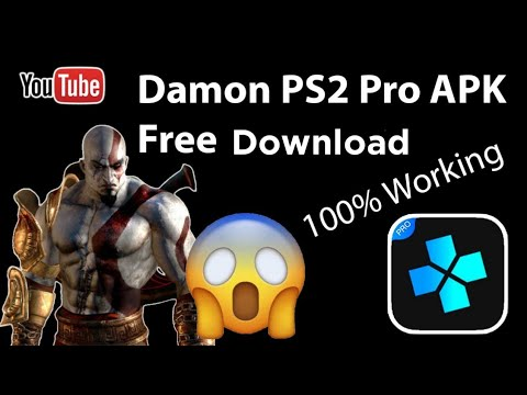 | How To Play PS2 Games On Android | Phone | Damon Ps2 Pro Apk Free | Full Version 100% Working