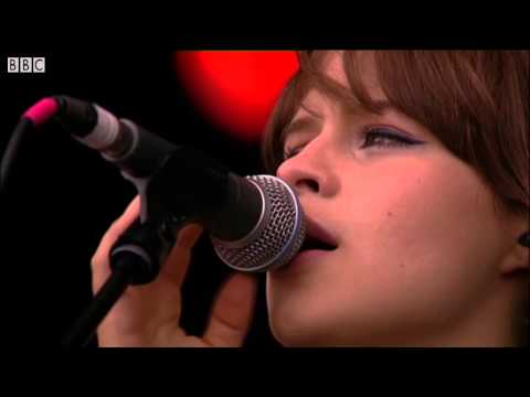 Gabrielle Aplin - Power of Love at T in the Park 2013