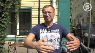 7Дней.ру - Андрей Ковалев ездит с Человеком-Невидимкой