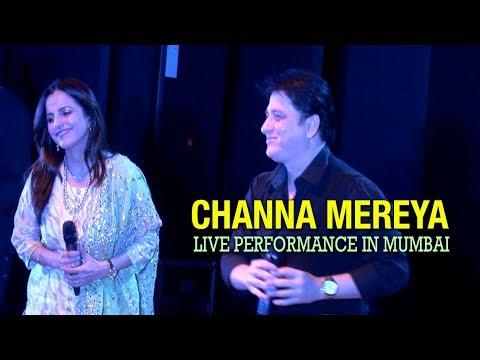 Channa Mereya - Amazing Live Performance by Samir Date