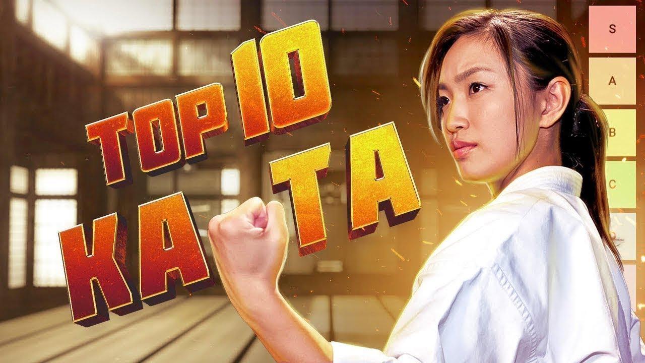 Ranking 10 Best KATA in Karate (Tier List) ?