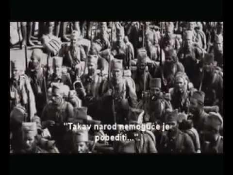Србија у Првом светском рату - Serbia in Great War (Цео филм)