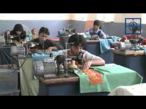 Afghan Women in Business - Hassina Sherjan