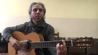 гр Виктор- Боец молодой- guitar cover Garri Pat
