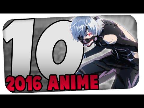 TOP 10 ANIME 2016 [Deutsch/German] AniBeast