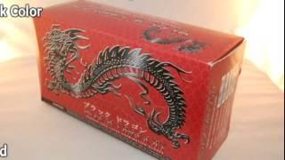 Microflex Black Dragon Latex Gloves BD-100