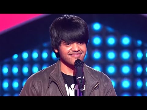 The Voice India - Piyush Ambhore Performance in Blind Auditions