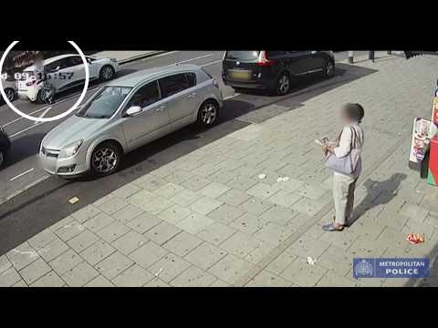 Police release CCTV footage of Newham 'acid attack' after perpetrator jailed.