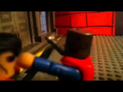 Reign of the supermen ep 5 series finale minimates Lego sto