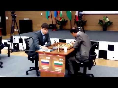 Турнир претендентов по шахматам в Ханты-Мансийске  2014г.
