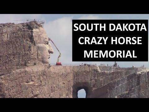 Crazy Horse Memorial - Custer County, South Dakota - August 18, 2017