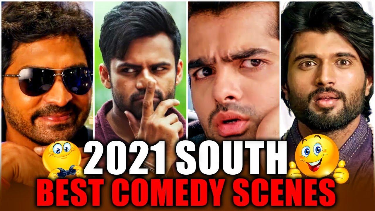 Download 2021 South Best Comedy Scenes   Sixer, Har Din Diwali, Dangerous Khiladi 5, Dwaraka