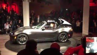 Raise the roof! Mazda MX-5 (Miata) RF hardtop revealed!