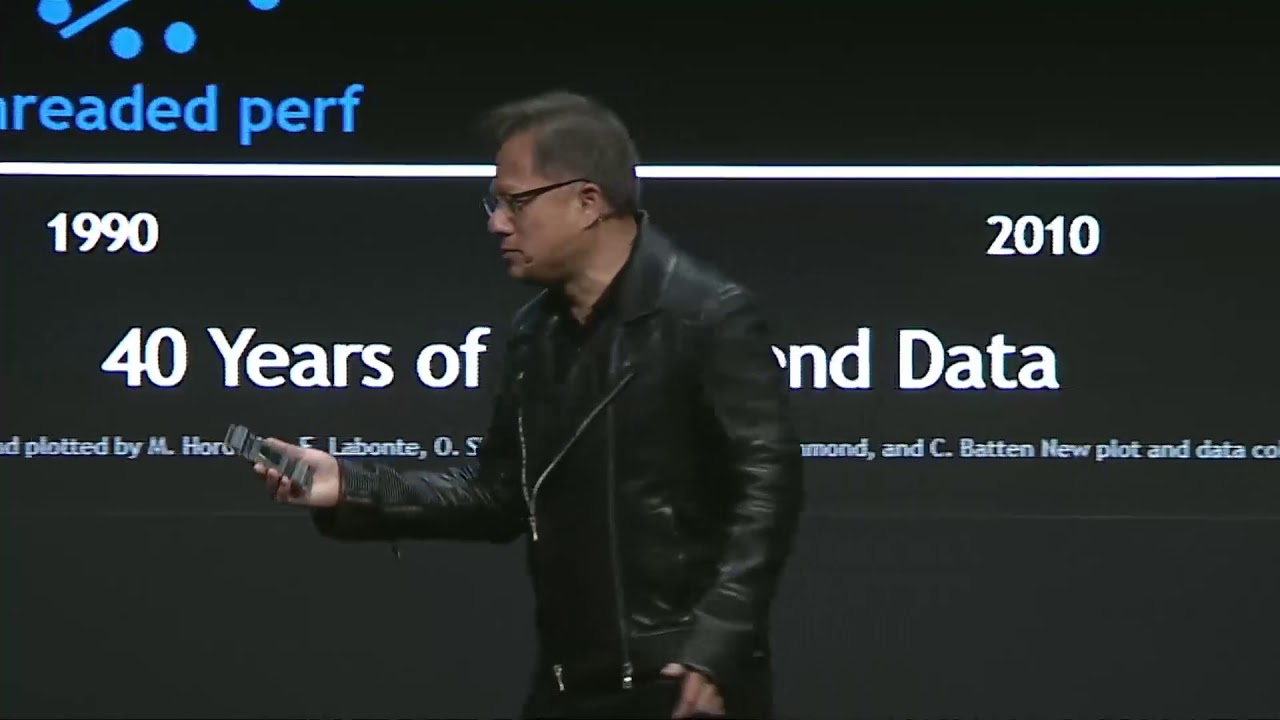 Gtc Taiwan Nvidia Ceo Jensen Huang Keynote Address Youtube