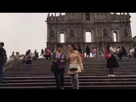 Walking - Historic Centre of Macau