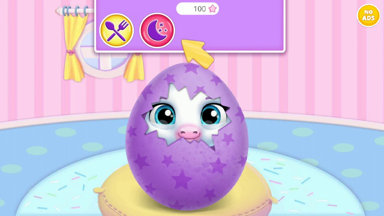 My Baby Unicorn – Virtual Pony Pet Care & Dress Up – Android / iOS Gameplay
