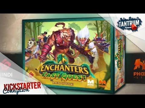 Enchanters: East Quest Preview