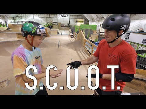 DAKOTA SCHUETZ VS TANNER FOX | GAME OF SCOOT