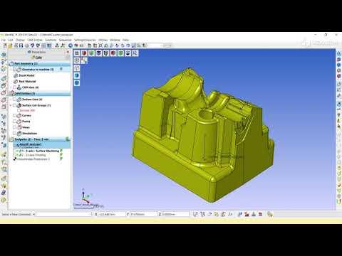 Interface directe WORKNC [FR] | WORKPLAN