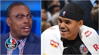 'Why is nobody talking about Tobias Harris' in NBA free agency? - Paul Pierce | NBA Countdown thumbnail