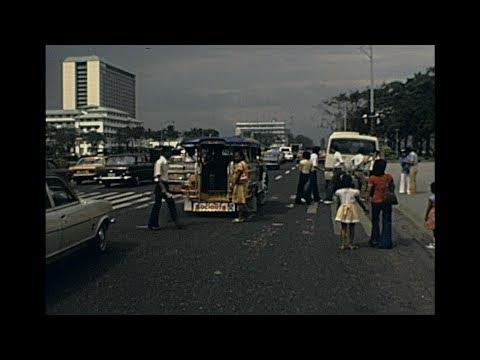 Manila 1979 archive footage