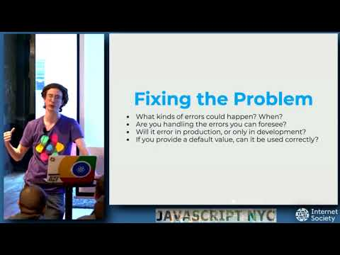 Overly Defensive Programming - Carl Vitullo - NYC JS April 2018