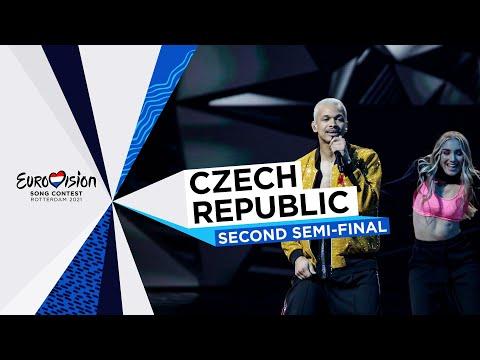 Benny Cristo - omaga - LIVE - Czech Republic ?? - Second Semi-Final - Eurovision 2021