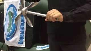 Видео обзор складного якоря Коготь весом 2.5 кг