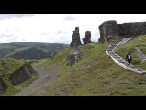 Dinas Bran Castle 20140608