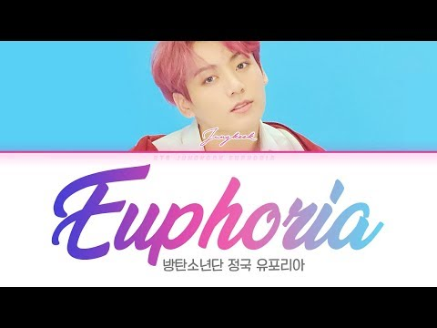BTS () JUNGKOOK () - Euphoria [Color Coded Lyrics Han/Rom/Eng/]